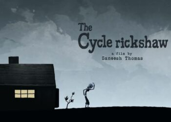 The Cycle Rickshaw-Trailer