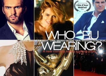 WHO RU WEARING? – Webisodes 1, 2 and 3